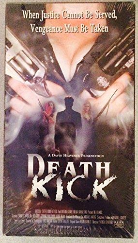 9786304888025: Death Kick [VHS]
