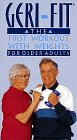 9786304896112: Geri-Fit: The First Workout With Weights for Older Adults [VHS]