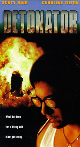 9786304904497: Detonator [VHS]