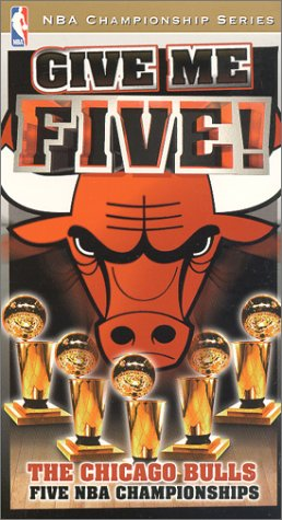 9786304907320: Give Me Five [USA] [VHS]