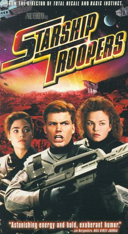 9786304913178: Starship Troopers [VHS]
