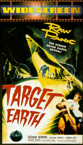 9786304922873: Target Earth [VHS]