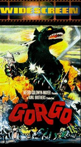 9786304922903: Gorgo [VHS]