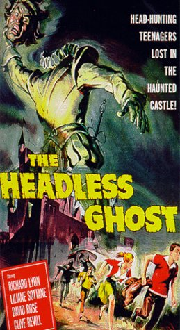 9786304922941: The Headless Ghost [VHS]