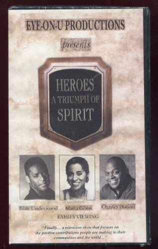 9786304923207: Heroes,a Triumph of Spirit:Volume 5 [VHS]