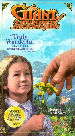 9786304925324: The Giant of Thunder Mountain [VHS]