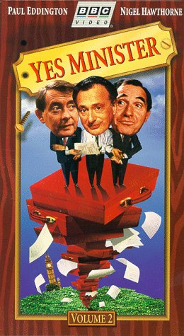 9786304932544: Yes, Minister, Vol. 2 [VHS]