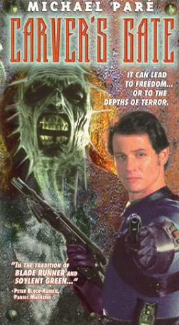 9786304937877: Carver's Gate [VHS]