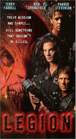 9786304937891: Legion [VHS]