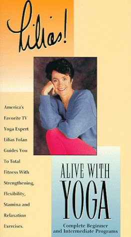 9786304947227: Lilias! Alive With Yoga: Complete Beginner & Intermediate Programs [VHS]