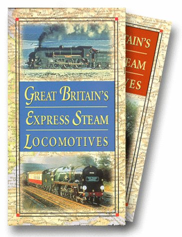 9786304947814: Great Britain's Steam Locomotives [VHS]