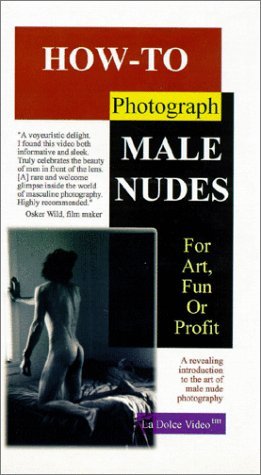 9786304950173: How to Photograph Male Nudes [VHS]