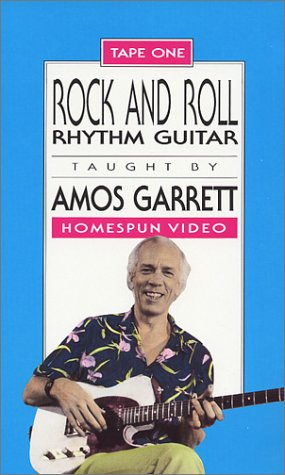 9786304951675: Rock & Roll Rhythm Guitar, Volume 1 [VHS]