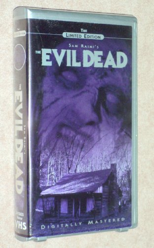 9786304953747: Evil Dead (Limited Edition) [VHS]