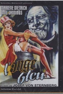 9786304963210: The Blue Angel [VHS]