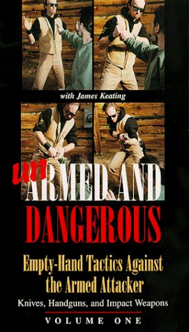 9786304968376: Unarmed and Dangerous,Vol.1 [VHS]