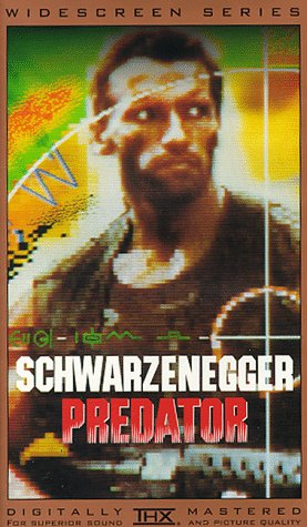 9786304973172: Predator (Widescreen Edition) [VHS]