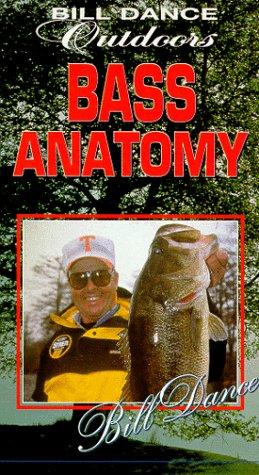 9786304979167: Bill Dance Outdoors: Bass Anatomy [VHS]