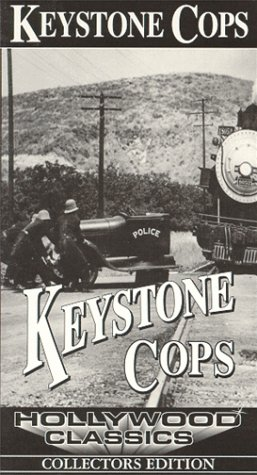 9786304980668: Keystone Cops (Hollywood Classics Collectors Edition) [VHS]