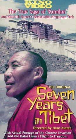 9786304981078: Seven Years in Tibet [VHS]