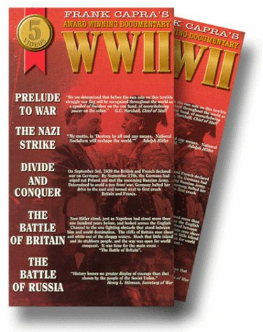 9786304984895: Frank Capra's Wwii [VHS]