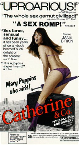 9786305004172: Catherine & Co [VHS] [Import USA]
