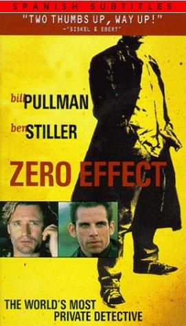 9786305012092: Zero Effect [VHS]