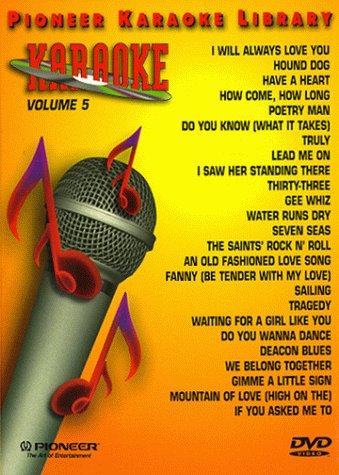 9786305026464: Karaoke / 25 Song Karaoke Library 5