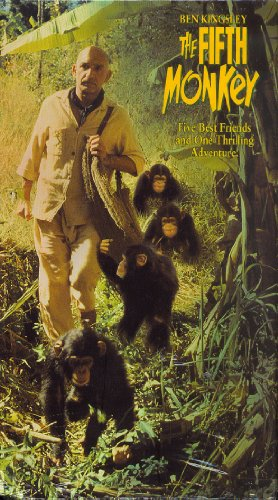 9786305046868: Fifth Monkey, The [VHS]