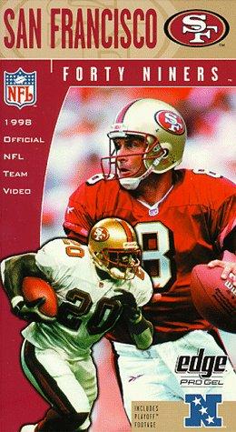 9786305048336: NFL / San Francisco 49ers 98 [VHS]