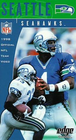 9786305048343: NFL / Seattle Seahawks 98 [Reino Unido] [VHS]