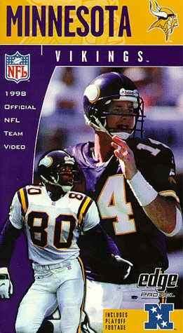9786305048541: NFL / Minnesota Vikings 97 [VHS]