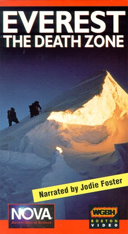 9786305048978: Nova: Everest the Death Zone [VHS] [Import USA]