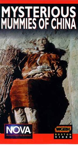 9786305048992: Nova: Mysterious Mummies of China [VHS]