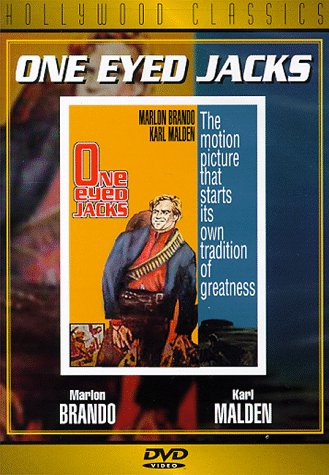 9786305052159: One Eyed Jacks [Reino Unido] [DVD]