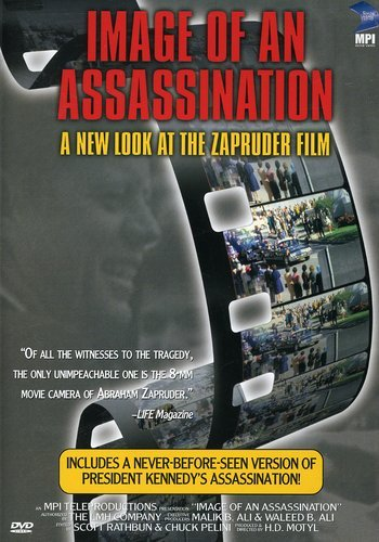 9786305071907: Image of an Assassination - A New Look at the Zapruder Film [Import USA Zone 1]