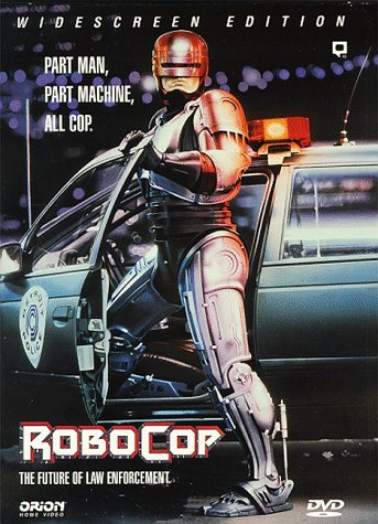 9786305073345: Robocop [Reino Unido] [DVD]