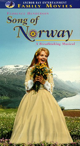 9786305074076: Song of Norway [USA] [VHS]