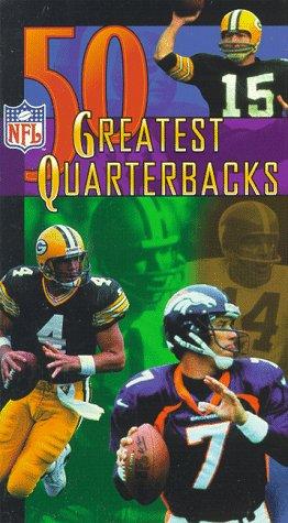 9786305074519: NFL 50 Greatest Quarterbacks [VHS]