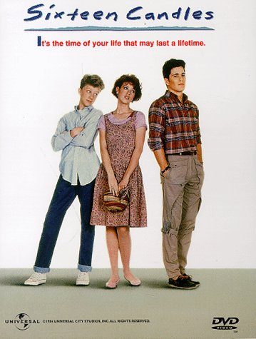 9786305078067: Sixteen Candles [Import USA Zone 1]