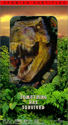 9786305078654: The Lost World: Jurassic Park [VHS]