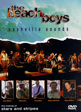 9786305081029: The Beach Boys - Nashville Sounds: The Making of Stars and Stripes