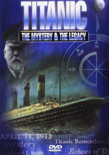 9786305082187: Titanic (The Mystery & The Leg [DVD]