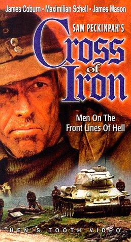 9786305082446: Cross of Iron [USA] [VHS]