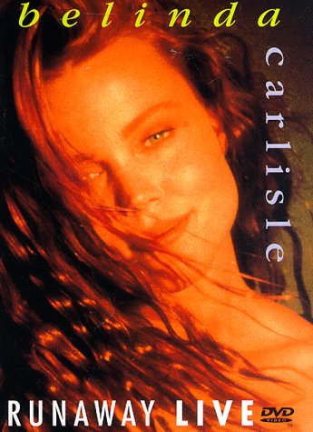 9786305087298: Belinda Carlisle: Runaway Live [USA] [DVD]