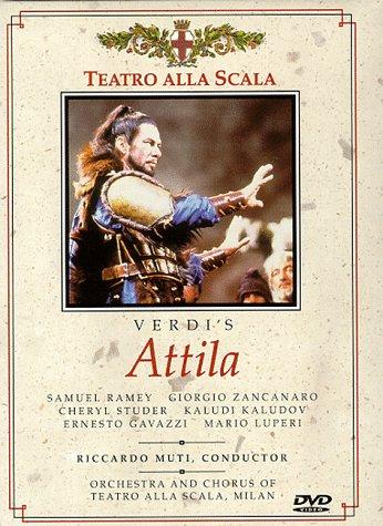 Verdi - Attila / Jrme Savary Riccardo Muti Samuel Ramey Teatro alla Scala
