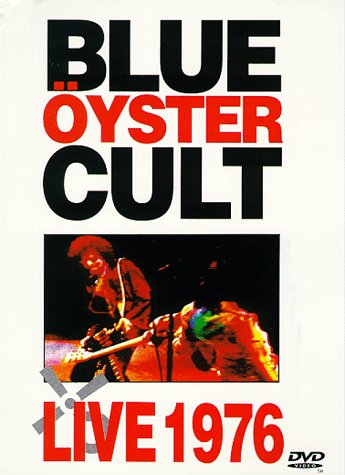 9786305089858: Blue Oyster Cult: Live '76 [Import USA Zone 1]