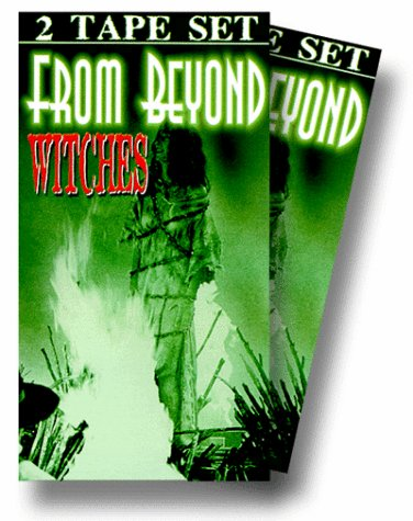 9786305103554: From Beyond - Witches [VHS]