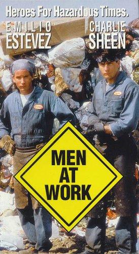 9786305112891: Men at Work [USA] [VHS]
