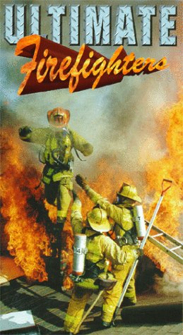 9786305120322: Ultimate Firefighters [VHS]